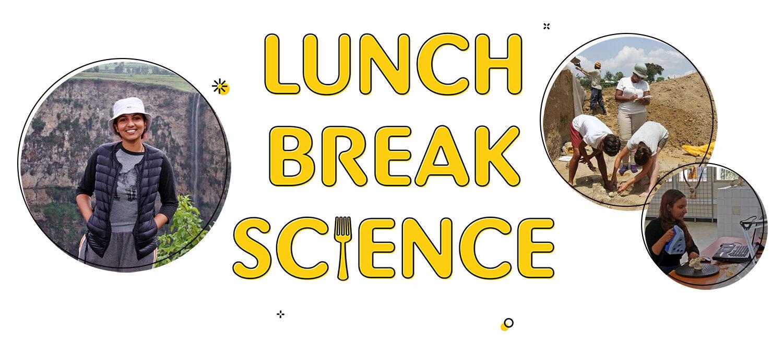 Dagmawit Getahun appears on Lunch Break Science February 18, 2021