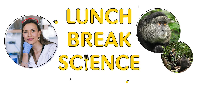 Nicole Thompson Gonzalez appears on Lunch Break Science April 15, 2021