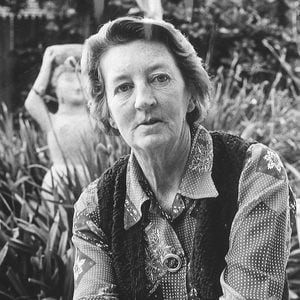 Mary Leakey. Photo from The Leakey Foundation archive.