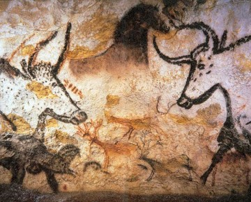 """Lascaux painting"" by Prof saxx - Own work. Licensed under CC BY-SA 3.0 via Commons"