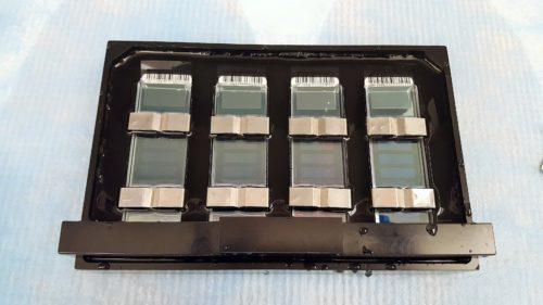 Preparing DNA methylation arrays for scanner