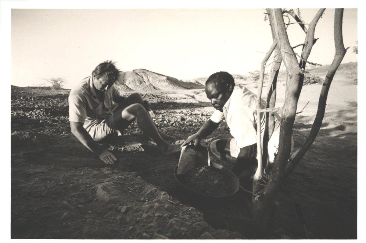 The Leakey Foundation | Fossil Finders: Kamoya Kimeu