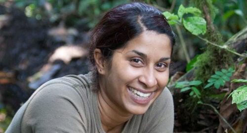 Zarin Machanda