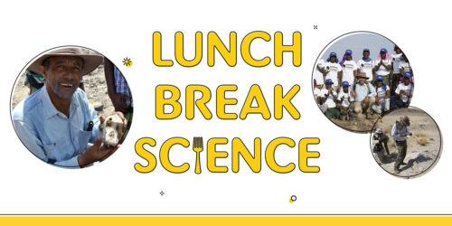 Yohannes Haile-Selassie appears on Lunch Break Science February 4, 2021